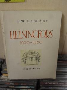 Helsingfors 1550-1950 - Suolahti Eino E. tuotekuva