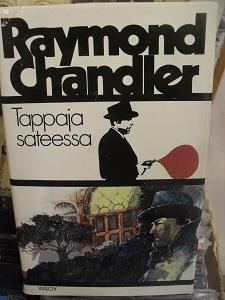 Tappaja sateessa - Raymond Chandler tuotekuva