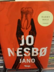 Jano - Jo Nesbö tuotekuva
