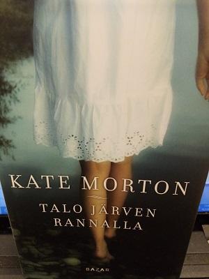 Talo järven rannalla - Kate Morton tuotekuva