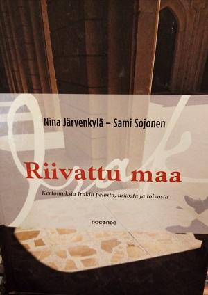 Riivattu maa - Järvenkylä Niina - Sojonen Sami tuotekuva