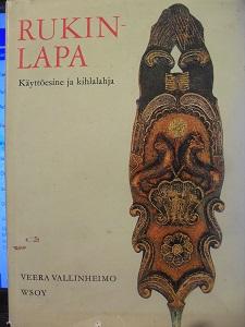Rukin lapa Käyttöesine ja kihlalahja - Veera Vallinheimo tuotekuva