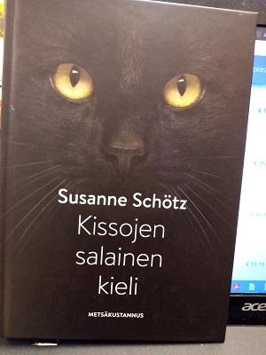 Kissojen salainen kieli - Schötz Susanne tuotekuva