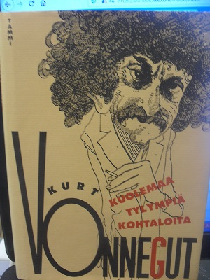 Kuolemaa tylympiä kohtaloita - Vonnegut, Kurt tuotekuva