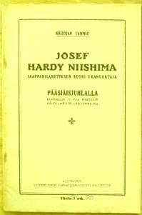 Josef Hardy Niishima : Jaappanilähetyksen suuri uranuurtaja - Tammio Kristian tuotekuva