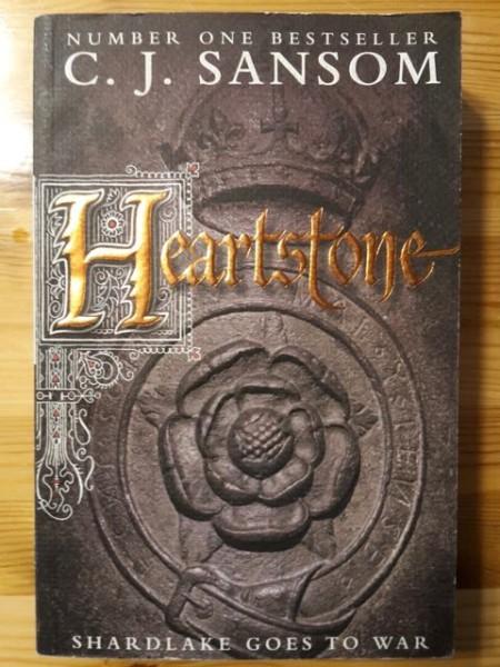 Heartstone - Shardlake goes to war - Sansom C. J. tuotekuva
