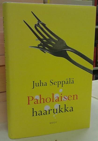 Paholaisen haarukka - Seppälä Juha tuotekuva
