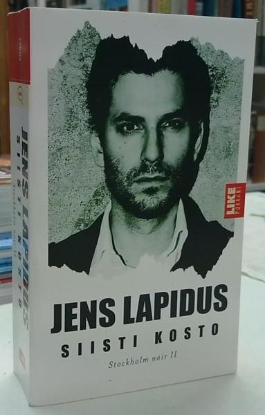 Siisti kosto - Stockholm noir II - Lapidus Jens tuotekuva