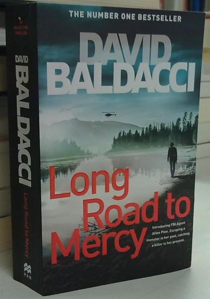 Long Road to Mercy - Baldacci David tuotekuva