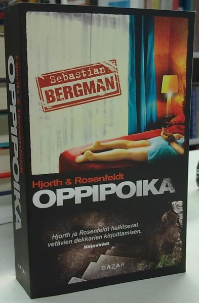 Oppipoika - Hjorth Michael, Rosenfeldt Hans tuotekuva