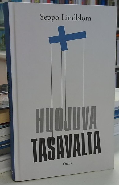 Huojuva tasavalta - Lindblom Seppo tuotekuva