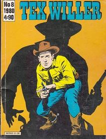 Tex Willer 8 / 1980 - Bonelli G. tuotekuva