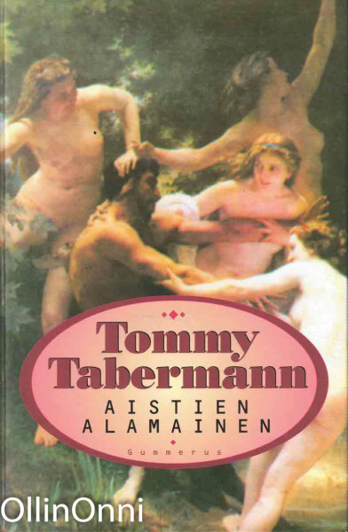 Aistien alamainen - Tabermann Tommy tuotekuva