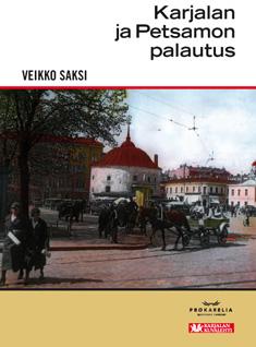 Karjalan ja Petsamon palautus - Saksi Veikko tuotekuva
