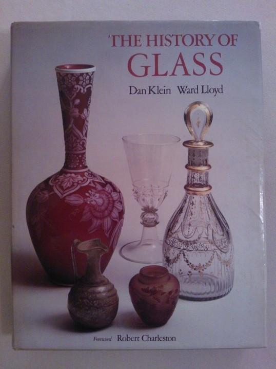 The history of glass - Klein Dan - Lloyd Ward tuotekuva
