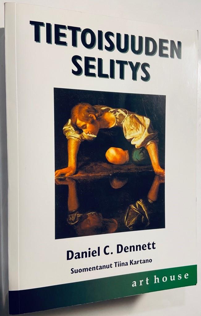 Tietoisuuden selitys - Daniel C. Dennett tuotekuva