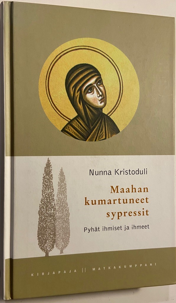 Maahan kumartuneet sypressit - Kristoduli nunna tuotekuva