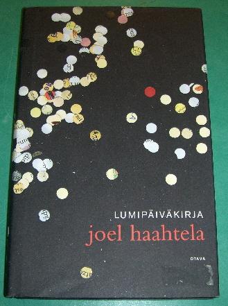 Lumipäiväkirja - Haahtela Joel tuotekuva