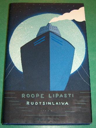 Ruotsinlaiva - Lipasti Roope tuotekuva