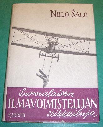 Suomalaisen Ilmavoimistelijan seikkailuja - Salo Niilo tuotekuva