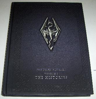 The Elder Scrolls V: Skyrim - The Skyrim Library, Volume I: The Histories - Bethesda Softworks tuotekuva