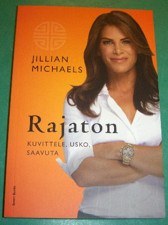 Rajaton - Kuvittele, usko, saavuta - Michaels Jillian tuotekuva