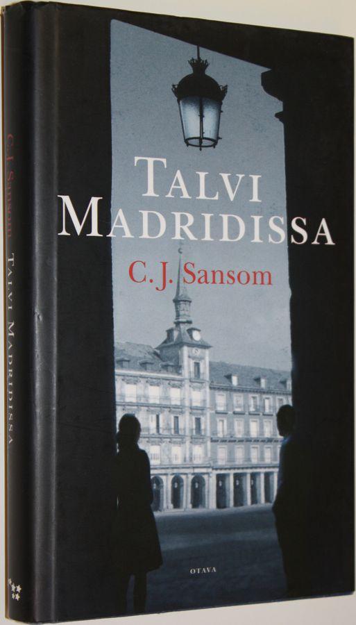 Talvi Madridissa - Sansom, C. J. tuotekuva