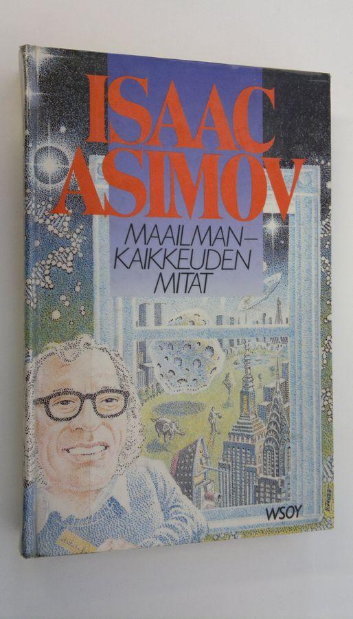 Maailmankaikkeuden mitat - Asimov, Isaac tuotekuva