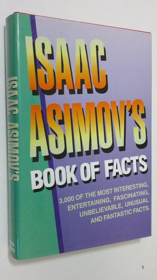 Isaac Asimov's Book of Facts - Asimov, Isaac tuotekuva