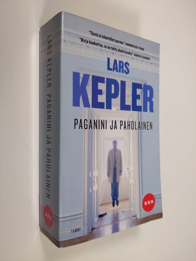 Paganini ja paholainen : rikosromaani - Kepler, Lars tuotekuva