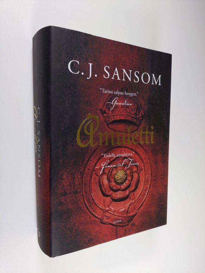 Amuletti (ERINOMAINEN) - Sansom, C. J. tuotekuva