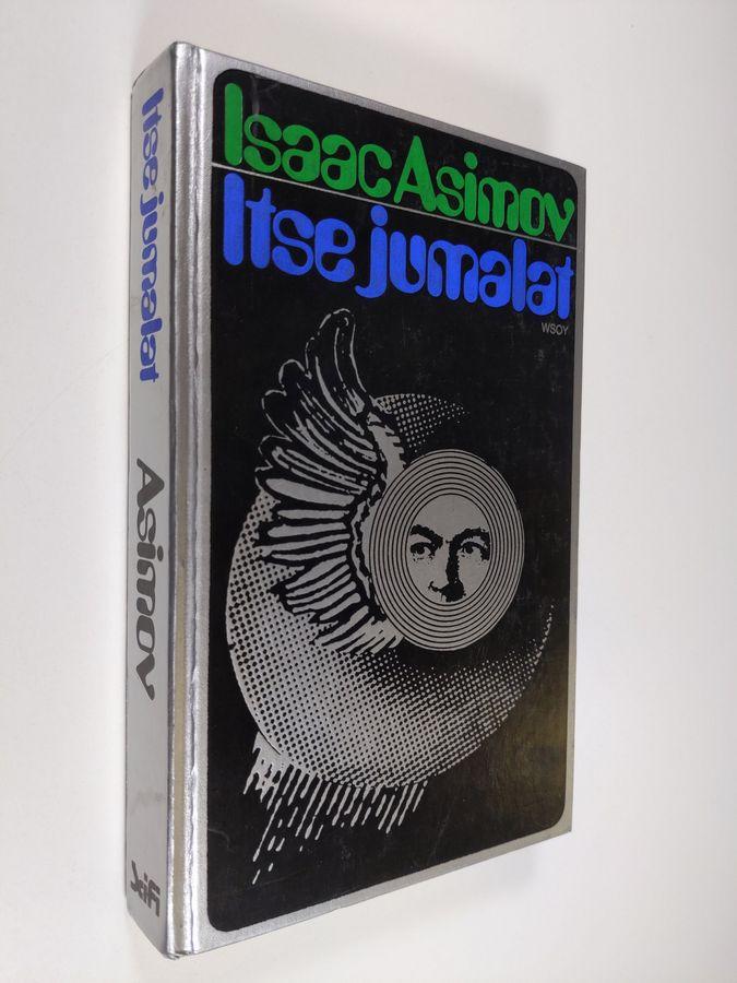 Itse jumalat - Asimov, Isaac tuotekuva