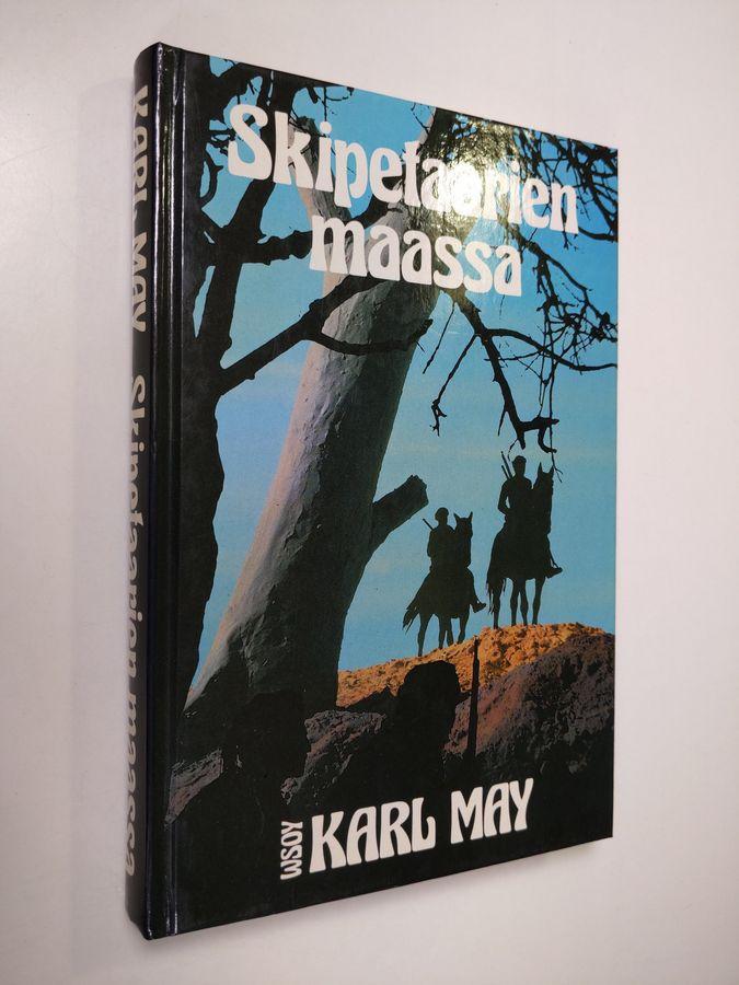 Skipetaarien maassa - May, Karl tuotekuva