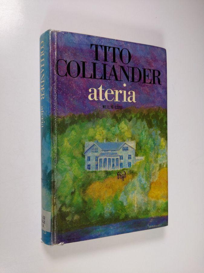 Ateria - Colliander, Tito tuotekuva