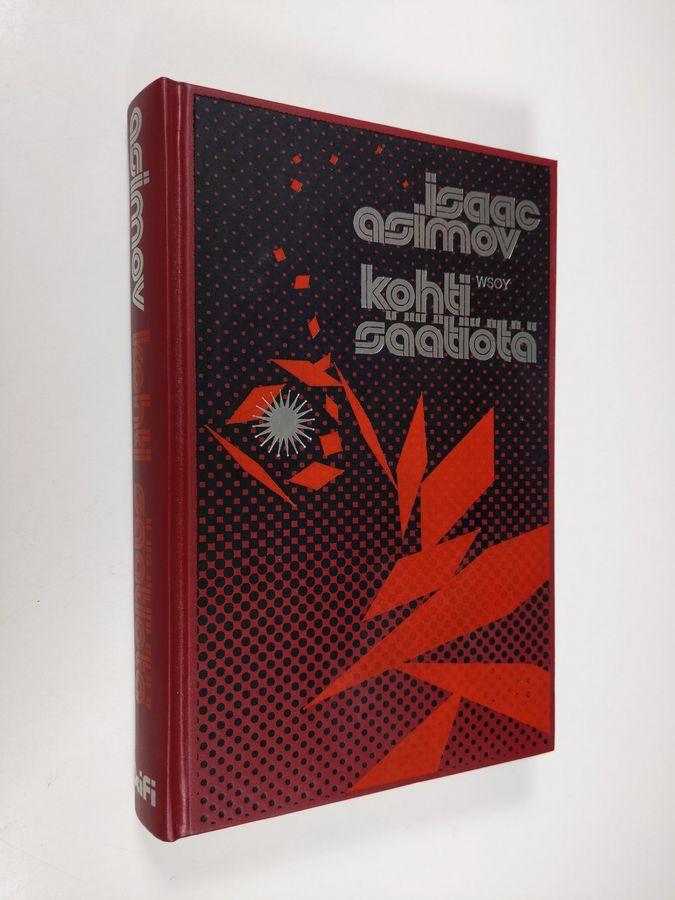 Kohti Säätiötä - Asimov, Isaac tuotekuva