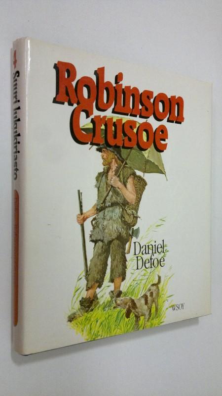 Robinson Crusoe - Defoe, Daniel tuotekuva