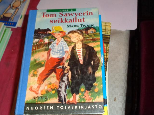 Tom Sawyerin seikkailut - Mark Twain tuotekuva