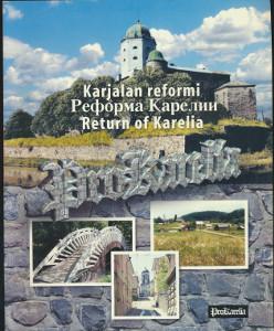 Karjalan reformi Reforma Karelii Return of Karelia -  tuotekuva