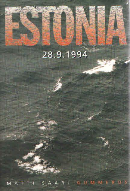 Estonia - Saari Matti tuotekuva