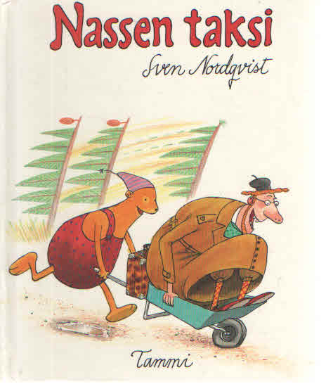 Nassen taksi - Nordqvist Sven tuotekuva