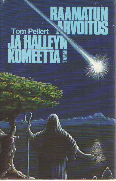 Raamatun arvoitus ja Halleyn komeetta - Pellert Tom tuotekuva