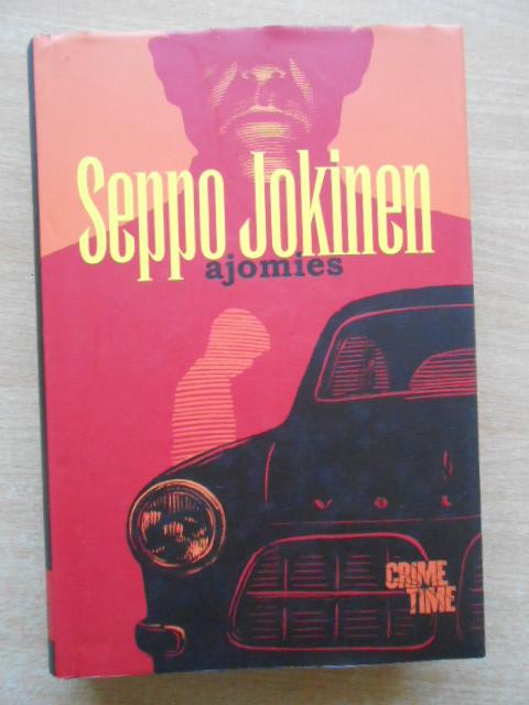 Ajomies - Jokinen Seppo tuotekuva