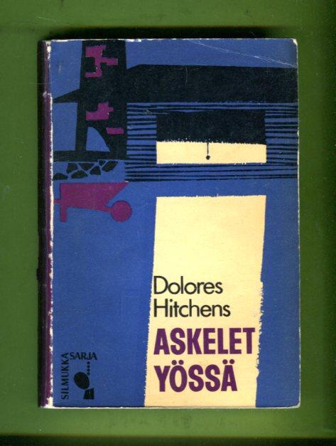 Askelet yössä (Silmukkasarja 8) - Hitchens Dolores tuotekuva
