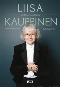 Liisa Kauppinen Tiedän sen mahdolliseksi - Fagerström Salla tuotekuva
