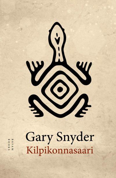 Kilpikonnasaari - Gary Snyder tuotekuva