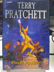 Posti kulkee - Pratchett, Terry tuotekuva