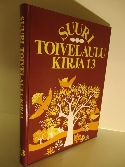 Suuri Toivelaulukirja 13 - Uusitalo Heikki tuotekuva
