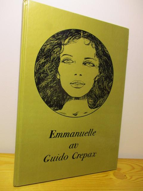 Emmanuelle av Guido Crepax -  tuotekuva