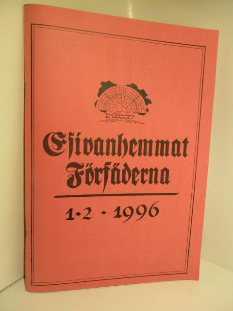 Esivanhemmat Förfäderna 1996 / 1-2 -  tuotekuva