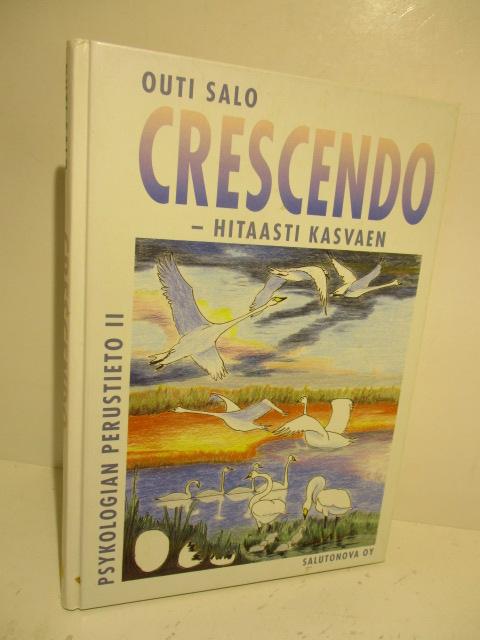 Crescendo - hitaasti kasvaen, Psykologian perustieto II - Salo Outi tuotekuva